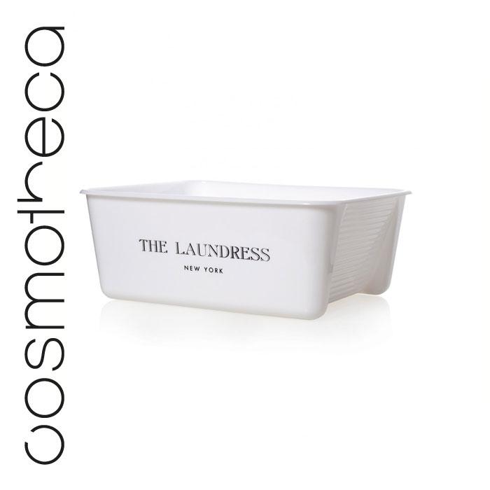 The Laundress Таз пластмассовый бытовой для стирки и хранения белья, размер 37 х 31 х 16 смLNDRA087Этот таз отлично подходит для стирки белья или его хранения.