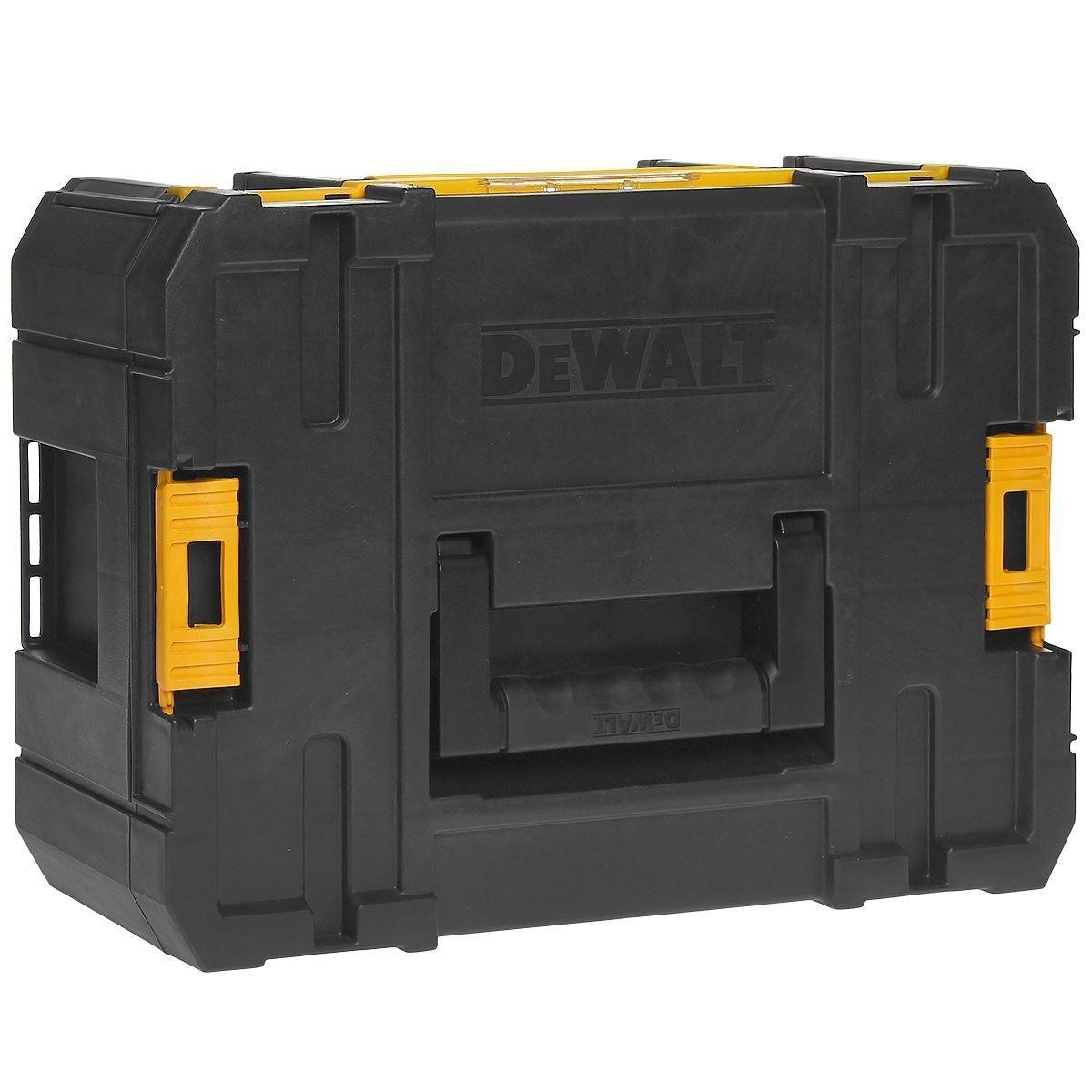 """Ящик для инструмента DeWalt """"TSTAK III"""", глубокий, с шестью контейнерами"""