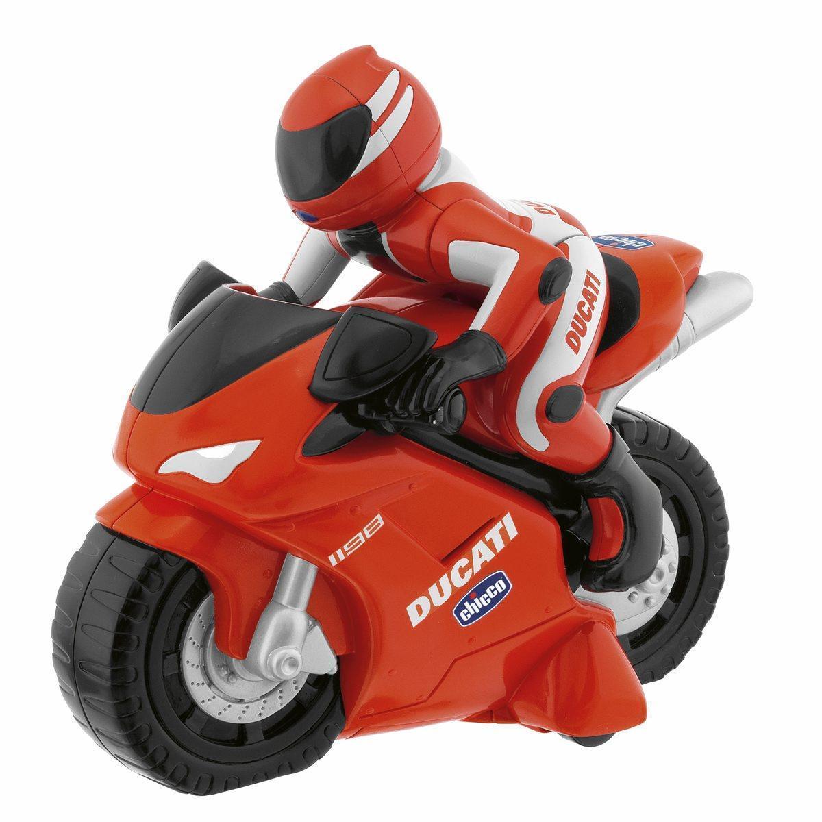 турбо мотоцикл ducati chicco #1