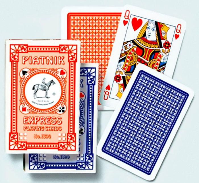 Карты игральные Piatnik