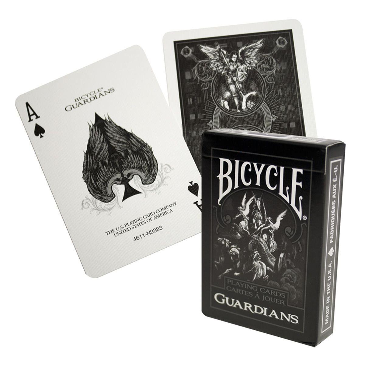 Карты игральные Bicycle Guardians, 54 карты9111