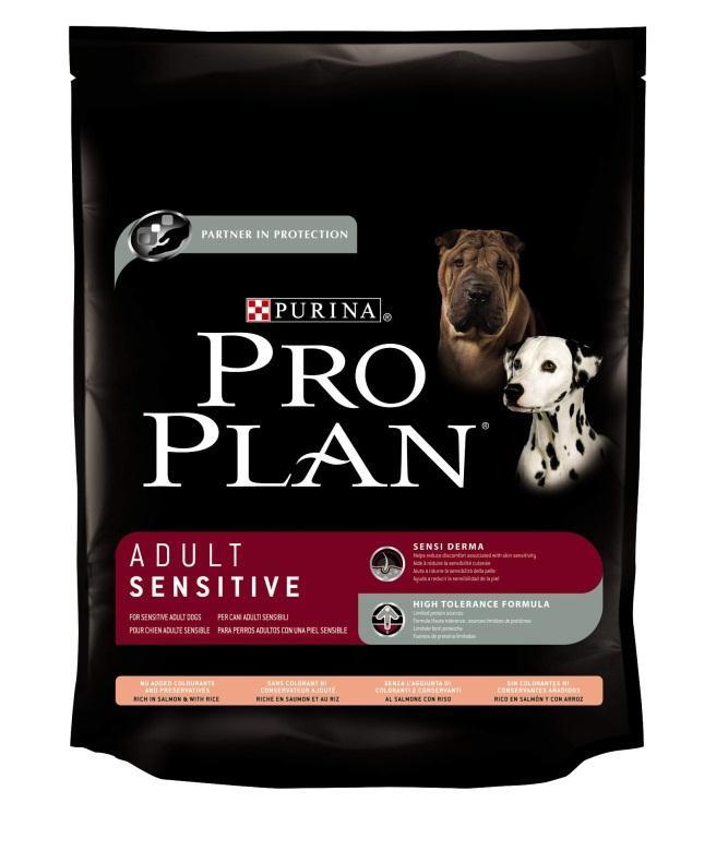 Корм сухой Pro Plan Sensitive для взрослых собак с чувствительной кожей, с лососем и рисом, 800 г12208852Сухой корм Pro Plan Sensitive - полнорационный корм для взрослых собак с чувствительной кожей. Ветеринарные врачи и специалисты по кормлению компании Нестле Пурина используют данные научных исследований для развития особых инноваций, продлевающих здоровую жизнь вашего питомца. Основываясь на передовых научных разработках, Pro Plan обеспечивает сбалансированное питание, чтобы ваш питомец прожил долгую, здоровую и счастливую жизнь. Содержит кусочки лосося в качестве основного ингредиента, которые готовятся специальным методом, позволяющим сохранить их питательную ценность и вкусовые качества. Содержит тщательно отобранные ингредиенты, обеспечивающие достаточное содержание питательных веществ и высокую усвояемость. Имеет в составе высокий уровень витаминов, минеральных и питательных веществ для соответствия нуждам питомца на разных стадиях развития и при разном образе жизни. Sensi Derma. Содержит определенный уровень Омега-3 жирных кислот для...