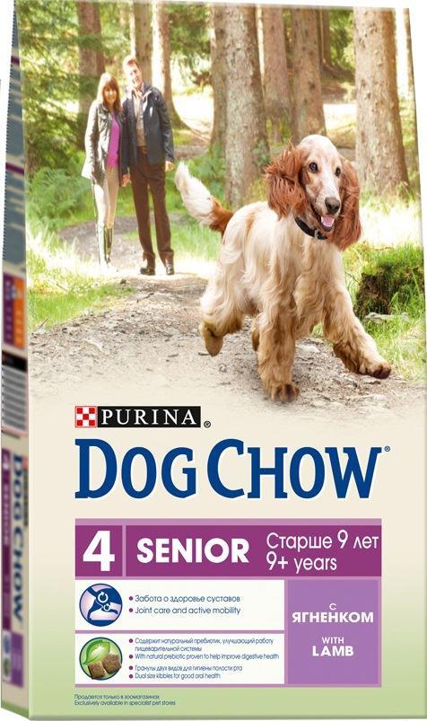 Корм сухой Dog Chow для собак старше 9 лет, с ягненком, 2,5 кг12233240Корм сухой Dog Chow - 100% полнорационное и сбалансированное питание, созданное для того, чтобы помочь собакам старше 9 лет оставаться подвижными и сохранять любовь к жизни. Содержит омега-3 жирные кислоты, которые помогают сохранять активность и оказывают благотворное воздействие на суставы. Содержит натуральный пребиотик, улучшающий работу пищеварительной системы. Цикорий - источник натурального пребиотика, который, как показали исследования, способствует росту численности полезных кишечных бактерий и нормализации деятельности пищеварительной системы. Гранулы двух видов для гигиены полости рта. Специальная форма и текстура способствует легкому пережевыванию и поддержанию здоровья полости рта. Наши диетологи тщательно протестировали это сочетание гранул для гарантии того, что они подходят и нравятся взрослым собакам различных пород. Сбалансированное сочетание белков и жиров помогает поддерживать оптимальную массу тела и...