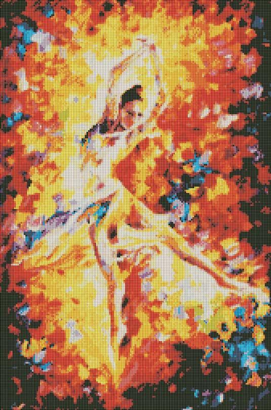 Набор для творчества Мозаика. Огонь свечи, 42 х 64 см225-STНабор для творчества Мозаика. Огонь свечи поможет вам создать свой личный шедевр - красивую картину, выполненную в мозаичной технике. Мозаичные картины - это новый вид творчества, который поможет создать прекрасное украшение для вашего дома. В наборе имеется канва с нанесенной схемой, покрытая клеевым слоем. С помощью пинцета камушки размещаются на канву. В результате проявляется рисунок. Для создания картины нужно лишь выложить мозаику по схеме на клеевую основу. Вы получите огромное наслаждение от творчества. В набор входит: - основа картины со схемой, - комплект мозаики, - пинцет, - контейнер для мозаики.