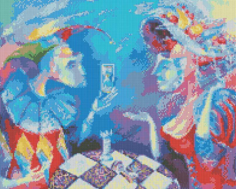 Набор для творчества Мозаика. Партия или вся жизнь игра, 49 см х 39 см231-STНабор для создания мозаичной картины - это новый вид творчества, который поможет создать оригинальный элемент для украшения интерьера. В наборе имеется канва с нанесенной схемой, покрытая клеевым слоем. С помощью пинцета камушки размещаются на канву. Камушки выполнены из современного композитного материала, устойчивого к воздействию солнечных лучей. Камушек за камушком и канва будет закрываться блестящим и переливающимся рисунком. Попробуйте новую технику рукоделия - вышивка без иглы. Просто выложите мозаику по схеме на клеевую основу и получите шедевр! Вы получите наслаждение от творчества и удивительно красивую картину для вашего интерьера! После завершения работы необходимо выровнять мозаичные ряды металлической линейкой, проведя ребром линейки между рядами мозаики. Поверх мозаичного панно рекомендуем нанести слой акрилового глянцевого лака. Лак дополнительно закрепит мозаичные элементы и создаст защитную пленку вашей работе. Тип...