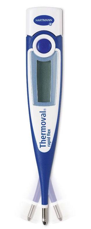HARTMANN Themoval Rapid flex термометр детскиий с гибким наконечником 10sec.