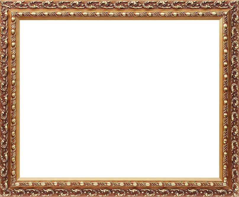 Рама багетная Violetta, цвет: золотой, 40 см х 50 см2610-BB Violetta (золотой)Багетная рама Violetta изготовлена из дерева и предназначена для оформления картин, вышивок и фотографий. Оформленное изделие всегда становится более выразительным и гармоничным. Подбор багета для картин очень важен - от этого зависит, какое значение будет иметь выполненная работа в вашем интерьере. Рама имеет оригинальный узор на багете в стиле классик. Багетная рама Violetta станет украшением любого интерьера. Если вы используете раму для оформления живописи на холсте, следует учесть, что толщина подрамника больше толщины рамы и сзади будет выступать, рекомендуется дополнительно зафиксировать картину клеем, лист-заглушку в этом случае не вставляют. В комплект входят крепежные элементы, с помощью которых изделие можно подвесить на стену. Размер картины: 38,5 см х 48,5 см. Размер рамы: 49 см х 59 см х 2,5 см. Ширина рамы: 5 см.