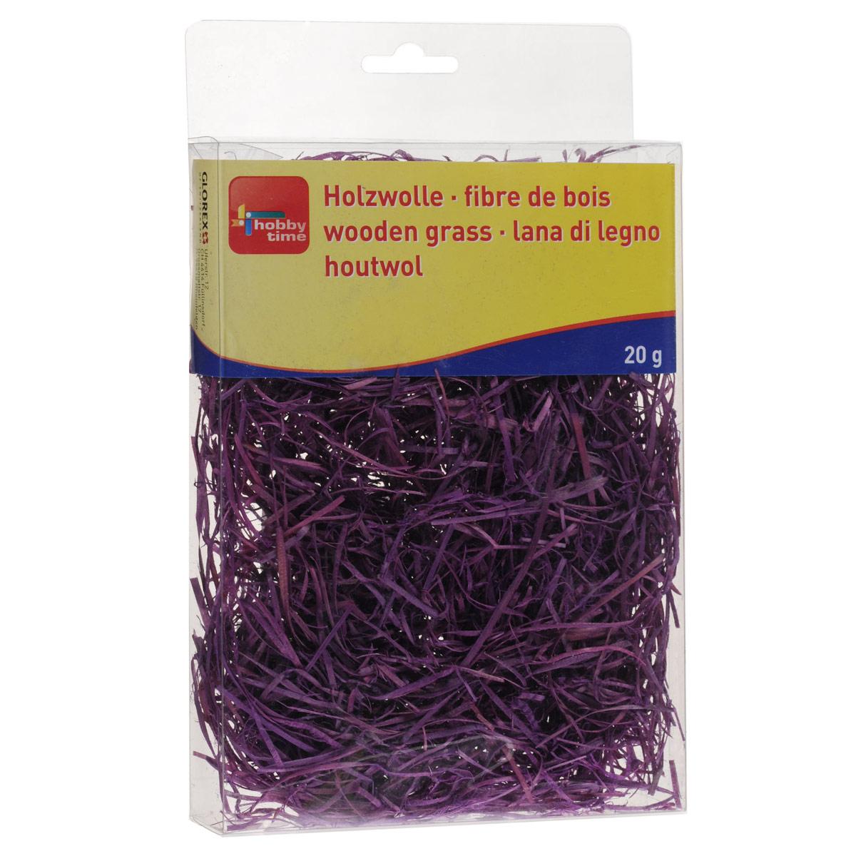 Древесная стружка Hobby Time, цвет: лиловый (11), 20 г7706397_11Древесная стружка Hobby Time является оригинальным натуральным материалом для декора, флористики и упаковки подарков. Естественная пластичная древесина из лиственных пород деревьев (без смолы) при небольшом увлажнении становится податливым материалом, которому можно придать необходимую форму. Тонкая стружка, сухая, экологически чистая, специально подготовленная. Могут встречаться волокна более темного или серого цвета - это нормально для натуральной древесины, которая со временем темнеет при контакте с воздухом. Стружка окрашивается в различные цвета и часто применяется в ландшафтном дизайне, изготовлении цветочных композиций, подарочных корзин, декорировании цветочных горшков, рамок, стен, в скрапбукинге, для упаковки хрупких предметов и много другого. Такой материал можно комбинировать с различными аксессуарами, как с природными - веточки, шишки, скорлупа, кора, перья так и с искусственными - стразы, бисер, бусины. Уникальная токая структура...
