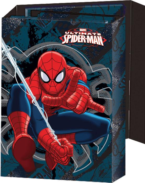 Блокнот Spider-man, с раскладывающейся обложкой. SMAA-US1-OGSSMAA-US1-OGSОригинальный блокнот Spider-man в твердой обложке с магнитным клапаном послужит прекрасным местом для памятных записей, любимых стихов и многого другого. Внутри - три разных блокнота: записная книга, телефонно-адресная книга, ежедневник, два из которых на пружине. Такой блокнот вызовет улыбку у каждого, кто его увидит, а также послужит оригинальным и практичным подарком.