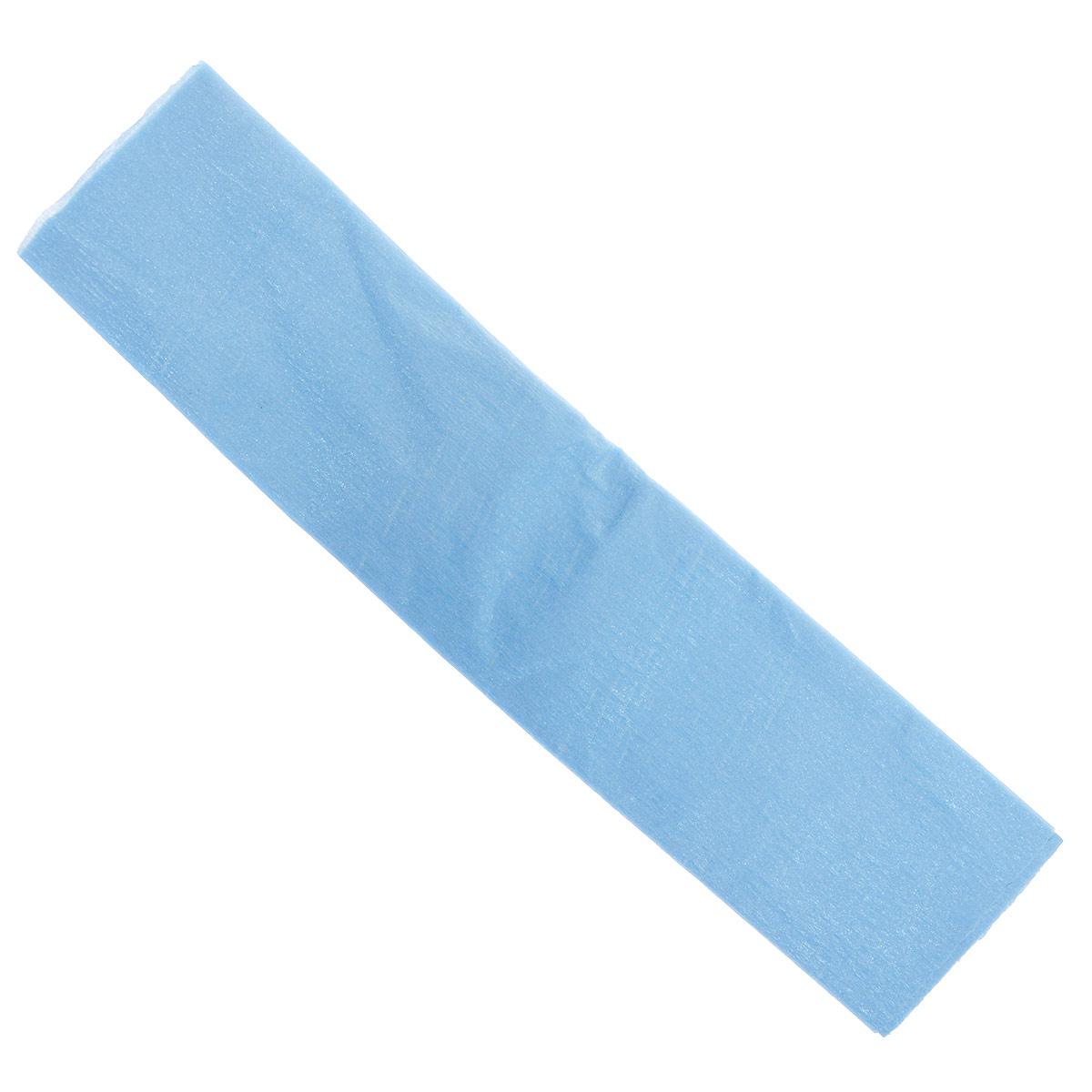 Крепированная бумага Hatber, перламутровая, цвет: голубой, 5 см х 25 смБк2пл_00025Цветная крепированная бумага Hatber - отличный вариант для развития творчества вашего ребенка. Бумага с фактурным покрытием очень гибкая и мягкая, из нее можно создавать чудесные аппликации, игрушки, подарки и объемные поделки. Цветная крепированная бумага Hatber способствует развитию фантазии, цветовосприятия и мелкой моторики рук. Размер бумаги - 5 см х 25 см.