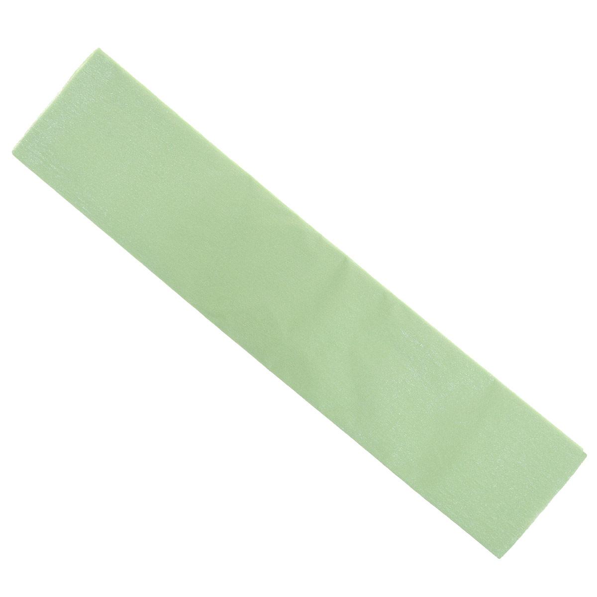 Крепированная бумага Hatber, перламутровая, цвет: светло-зеленый, 5 см х 25 смБк2пл_00007Цветная крепированная бумага Hatber - отличный вариант для развития творчества вашего ребенка. Бумага с фактурным покрытием очень гибкая и мягкая, из нее можно создавать чудесные аппликации, игрушки, подарки и объемные поделки. Цветная крепированная бумага Hatber способствует развитию фантазии, цветовосприятия и мелкой моторики рук. Размер бумаги - 5 см х 25 см.