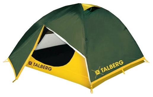Палатка Talberg Boyard 2УТ-000047181Легкая двухслойная палатка Talberg Boyard 2 с двумя увеличенными тамбурами для вещей предназначена для пешего туризма и кемпинга. Внутренняя палатка выполнена из дышащего полиэстера, швы наружного тента проклеены. Вы несомненно оцените скорость, с которой может быть установлена эта палатка. Идеально подходит для двух туристов. Палатка упакована в сумку-чехол на застежке-молнии. Также прилагается инструкция по сборке палатки.