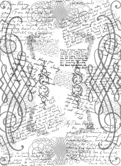 Калька для скрапбукинга Письма, 21 см х 30 смAM402009Калька для скрапбукинга Письма - прозрачная бумага с декоративным принтом. Калька идеально подходит для скрапбукинга. С помощью кальки можно не только украшать сами фотографии, но также, используя пергамент для скрапбукинга, придать оригинальный вид всему альбому. Такие декорированные листы вставляются для украшения между страничками в фотоальбомы. Особенно эффектно выглядит свадебный альбом, украшенный таким образом. C помощью кальки делаются различные декоративные элементы для поздравительных открыток и коллажей. Декоративные орнаменты, фигурки или кармашки станут украшением любой открытки или альбома для фотографий.