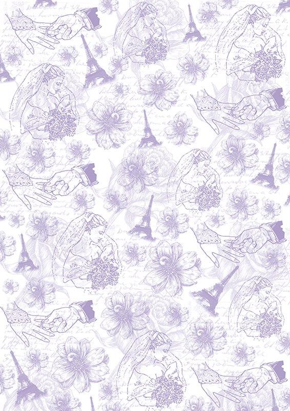 Калька для скрапбукинга Свадебные мотивы, 21 см х 30 смAM402037Калька для скрапбукинга Свадебные мотивы - прозрачная бумага с декоративным принтом. Калька идеально подходит для скрапбукинга. С помощью кальки можно не только украшать сами фотографии, но также, используя пергамент для скрапбукинга, придать оригинальный вид всему альбому. Такие декорированные листы вставляются для украшения между страничками в фотоальбомы. Особенно эффектно выглядит свадебный альбом, украшенный таким образом. C помощью кальки делаются различные декоративные элементы для поздравительных открыток и коллажей. Декоративные орнаменты, фигурки или кармашки станут украшением любой открытки или альбома для фотографий.