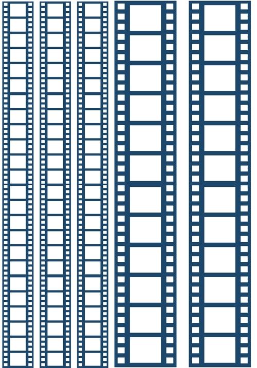 Пленка-оверлей для скрапбукинга Кинопленка, цвет: синий, 21 х 30 смAM403060Пленка-оверлей Кинопленка - прозрачная пленка с нанесенным рисунком. Используется чаще всего в скрапбукинге для декорирования фотографий, альбомов, открыток, блокнотов, сувенирных книг и прочего. Для крепления пленки используются разные способы - люверсы, машинная строчка, можно привязать ленточкой, сделав надрез или отверстие, можно приклеить на клей (двухсторонний скотч, и т.п.) и задекорировать это место другими элементами украшений (цветочками, ленточками, пуговками, аппликациями). На пленке можно писать перманентной ручкой или маркером.