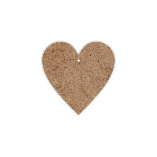 Подвеска Кустарь Сердце, 9,5 х 9,5 х 0,4 смAH6150001Подвеска Кустарь Сердце изготовлена из МДФ в форме сердца. Подвеска предназначена для декорирования в различных техниках. Подвеска отличается прочностью, она не деформируется в процессе декора, и практичностью: любую заготовку можно использовать в хозяйстве, а готовую работу преподнести в качестве подарка своим близким в праздники. Также заготовка подойдет для создания новогодней игрушки на елку, декоративной новогодней подвески или для создания новогодней гирлянды. Подвеска сверху имеет отверстие, за которое ее можно вешать.