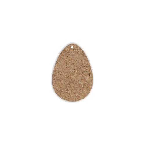 Подвеска Кустарь Яйцо маленькое, 8 х 5,5 х 0,4 смAH6150017Подвеска Кустарь Яйцо маленькое изготовлена из МДФ в форме яйца. Подвеска предназначена для декорирования в различных техниках. Подвеска отличается прочностью, она не деформируется в процессе декора, и практичностью: любую заготовку можно использовать в хозяйстве, а готовую работу преподнести в качестве подарка своим близким в праздники. Также заготовка подойдет для создания новогодней игрушки на елку, декоративной новогодней подвески или для создания новогодней гирлянды. Подвеска сверху имеет отверстие, за которое ее можно вешать.