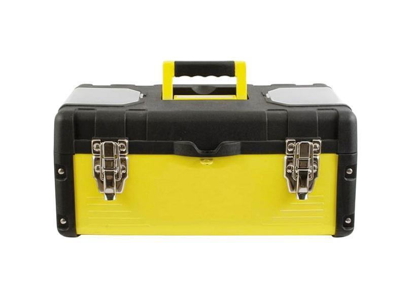 Ящик для инструмента FIT, стальные стенки, 45 х 24 х 20 см