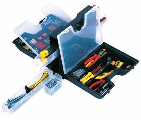 """Органайзер профессиональный Stanley """"Tool Organiser System"""", двусторонний, 36,2 х 19,2 х 29 см"""