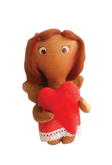 Набор для изготовления игрушки Ваниль Angels Story, высота 21 см. 315007315007Набор для изготовления игрушки Ваниль Angels Story позволит самостоятельно создать мягкого текстильного ангелочка. В комплект входит: - ткань (100% хлопок), - хлопчатобумажное кружево, - атласная лента, - резинка, - флис, - бисер, - шерсть для волос, - деревянная палочка, - инструкция на русском языке. Набор для изготовления текстильной игрушки подарит массу положительных эмоций и позволит создать милого и обаятельного ангелочка. Наполнитель в комплект не входит. В качестве наполнителя подойдет синтепух. Высота игрушки: 21 см.