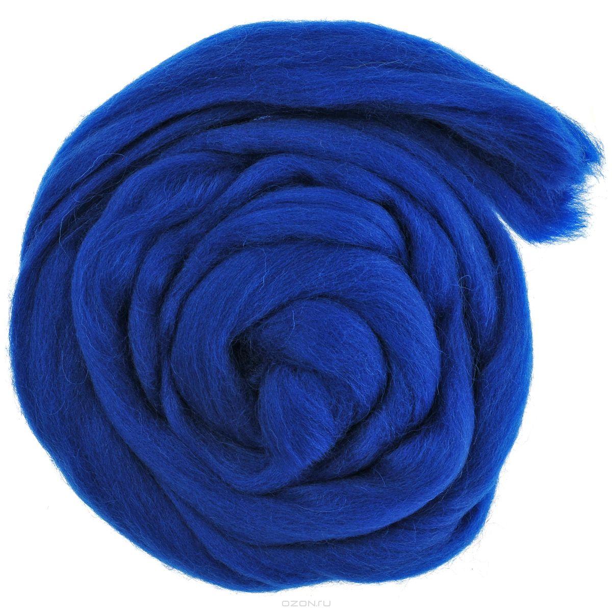 Шерсть для валяния Астра, тонкая, цвет: василек (0175), 100 г366137_0175Тонкая шерсть для валяния Астра идеально подходит для сухого и мокрого валяния. Шерсть не линяет и не вызывает аллергию. Выполнена из 100% натурального материала. Валяние шерсти - это особая техника рукоделия, в процессе которой из шерсти для валяния создается рисунок на ткани или войлоке, объемные игрушки, панно, декоративные элементы, предметы одежды или аксессуары. Только натуральная шерсть обладает способностью сваливаться или свойлачиваться.