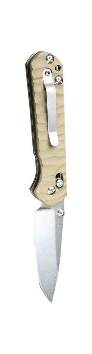 Нож складной туристический Ganzo G717-y