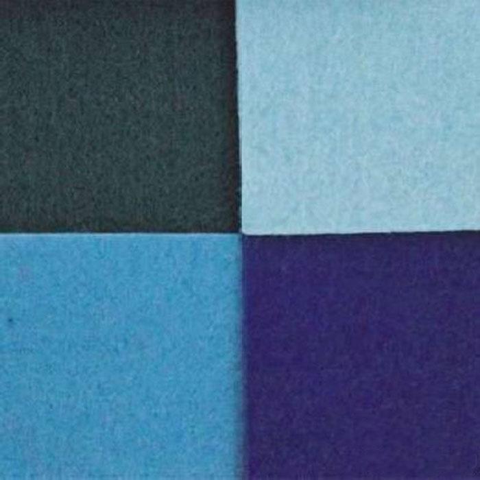 Фетр листовой Астра Ассорти, 20 см х 30 см, 4 шт. 7700071_97700071_9Эластичный и мягкий фетр Астра Ассорти, изготовленный из 100% полиэстера, используется для отделки готовых работ в разных техниках. Основное применение тонкого фетра - создание аппликаций, набивных игрушек, подушек, декора, бижутерии. Вы также можете его использовать для внутренней отделки шкатулки или подарочной коробки. Фетр напоминает бумагу, его также можно, резать, шить, клеить. Листы не лохматятся в месте разреза, что упрощает обработку краев. Материал хорошо приклеивается практически на любые поверхности, и не имеет лица и изнанки. В наборе - 4 листа разных цветов. Размер листа: 20 см х 30 см. Толщина листа: 3 мм.