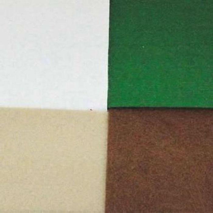 Фетр листовой Астра Ассорти, 20 см х 30 см, 4 шт. 7700071_77700071_7Эластичный и мягкий фетр Астра Ассорти, изготовленный из 100% полиэстера, используется для отделки готовых работ в разных техниках. Основное применение тонкого фетра - создание аппликаций, набивных игрушек, подушек, декора, бижутерии. Вы также можете его использовать для внутренней отделки шкатулки или подарочной коробки. Фетр напоминает бумагу, его также можно, резать, шить, клеить. Листы не лохматятся в месте разреза, что упрощает обработку краев. Материал хорошо приклеивается практически на любые поверхности, и не имеет лица и изнанки. В наборе - 4 листа разных цветов. Размер листа: 20 см х 30 см. Толщина листа: 3 мм.