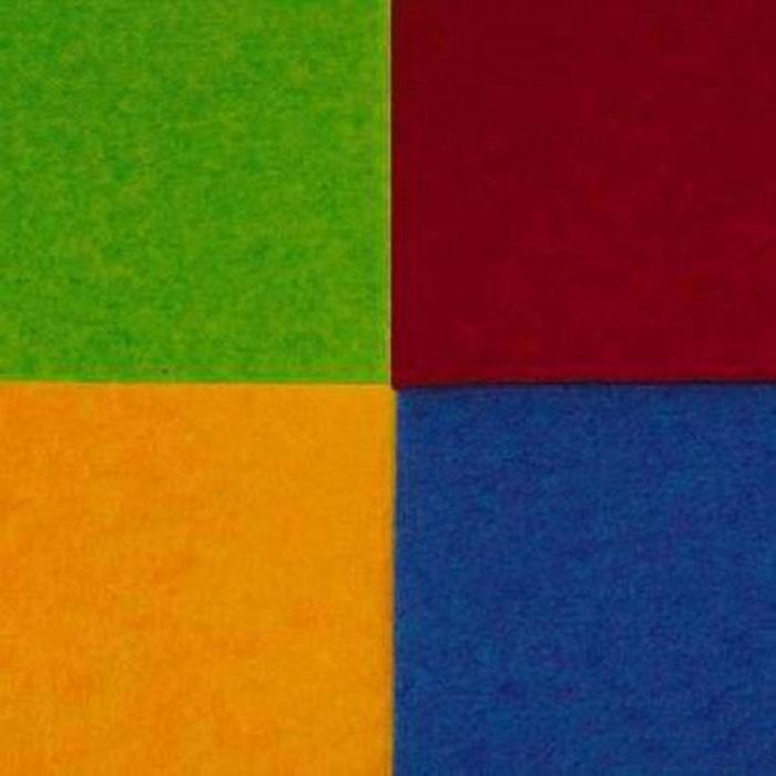 Фетр листовой Астра Ассорти, 20 см х 30 см, 4 шт. 7700071_107700071_10Эластичный и мягкий фетр Астра Ассорти, изготовленный из 100% полиэстера, используется для отделки готовых работ в разных техниках. Основное применение тонкого фетра - создание аппликаций, набивных игрушек, подушек, декора, бижутерии. Вы также можете его использовать для внутренней отделки шкатулки или подарочной коробки. Фетр напоминает бумагу, его также можно, резать, шить, клеить. Листы не лохматятся в месте разреза, что упрощает обработку краев. Материал хорошо приклеивается практически на любые поверхности, и не имеет лица и изнанки. В наборе - 4 листа разных цветов. Размер листа: 20 см х 30 см. Толщина листа: 3 мм.