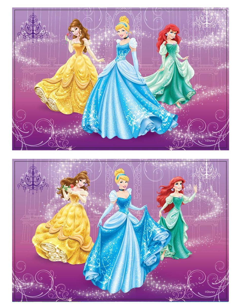 Термосалфетка 3D Disney Принцессы, 43 х 28 см64816Термосалфетка Disney Принцессы, изготовленная из полипропилена, отличная идея для сервировки! Салфетка декорирована ярким меняющимся изображением сказочных принцесс. Она защищает поверхность стола от воздействия температур, влаги и загрязнений, а также украшает интерьер. Может использоваться для детского творчества (рисования, лепки из пластилина) в качестве защитного покрытия, подставки под вазы, кухонные приборы.