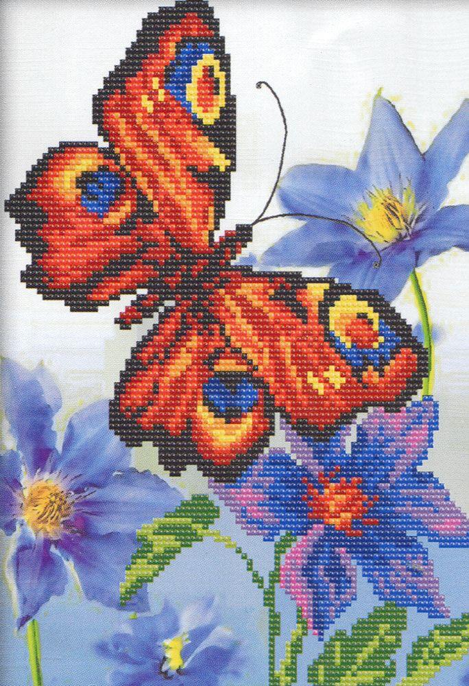 Набор для вышивания бисером Романтика, 18 см х 23 см. 08/Б176920Набор для вышивания бисером Романтика поможет вам создать свой личный шедевр - красивую картину, частично вышитую бисером по цветному фону. Работа, выполненная своими руками, станет отличным подарком для друзей и близких! Набор содержит: - ткань с нанесенным цветным рисунком (размер ткани 28 см х 34 см), - бисер, - игла для бисера, - инструкция на русском языке.