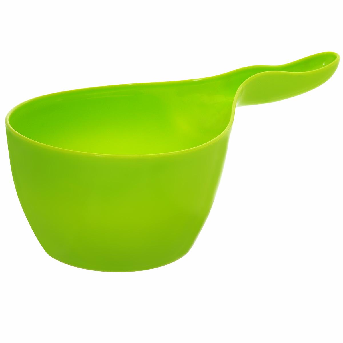 Ковш, 1,3 л, цвет: салатовый ( 10056 )