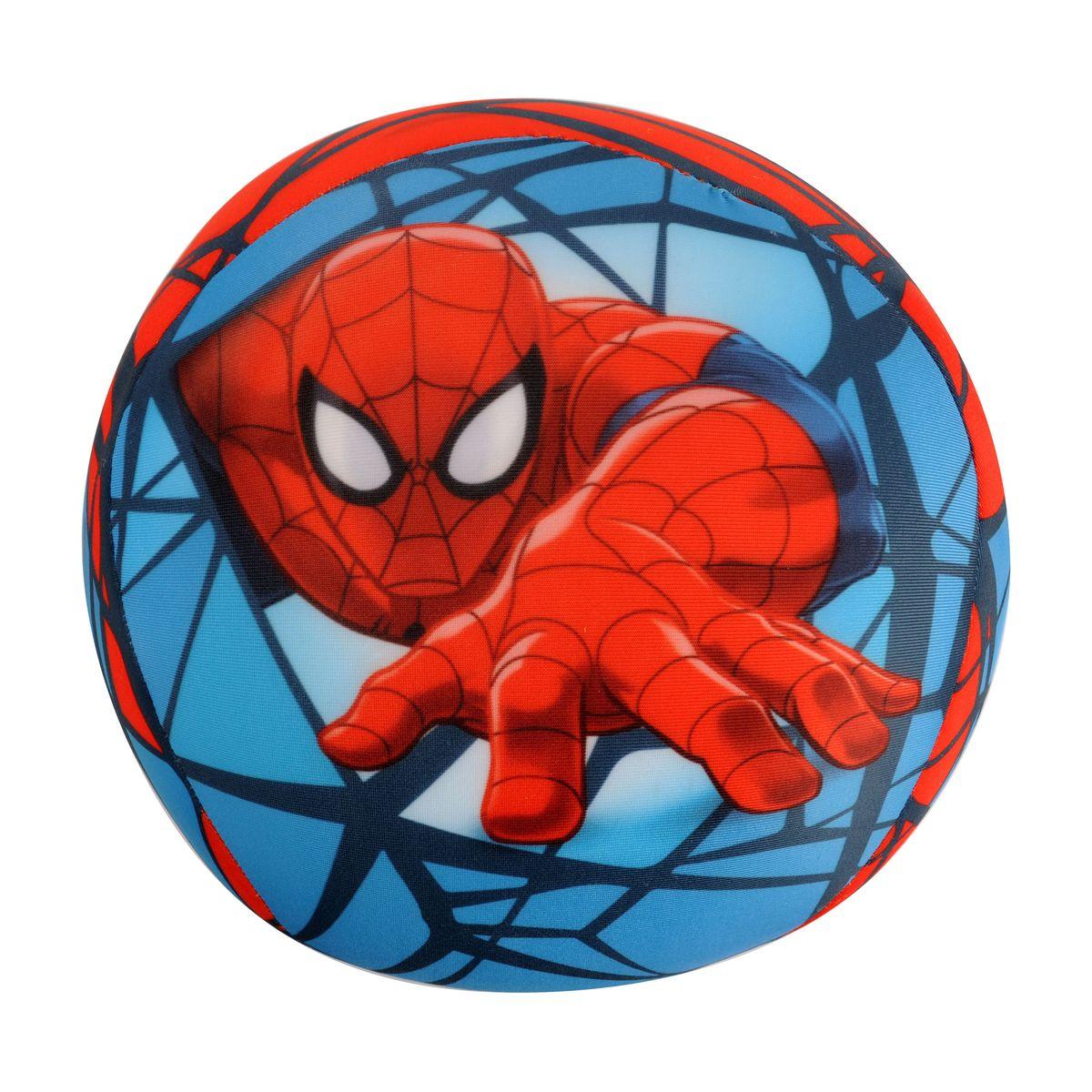 Подушка антистресс круглая 20см Человек-Паук65726Яркая подушка антистресс из эластичного нейлона в виде мяча с изображением героя Человек-Паук - отличный подарок для ребенка. Состав: трикотажная ткань - 85% нейлон, 15% полиуретан. Наполнитель - полистирол.