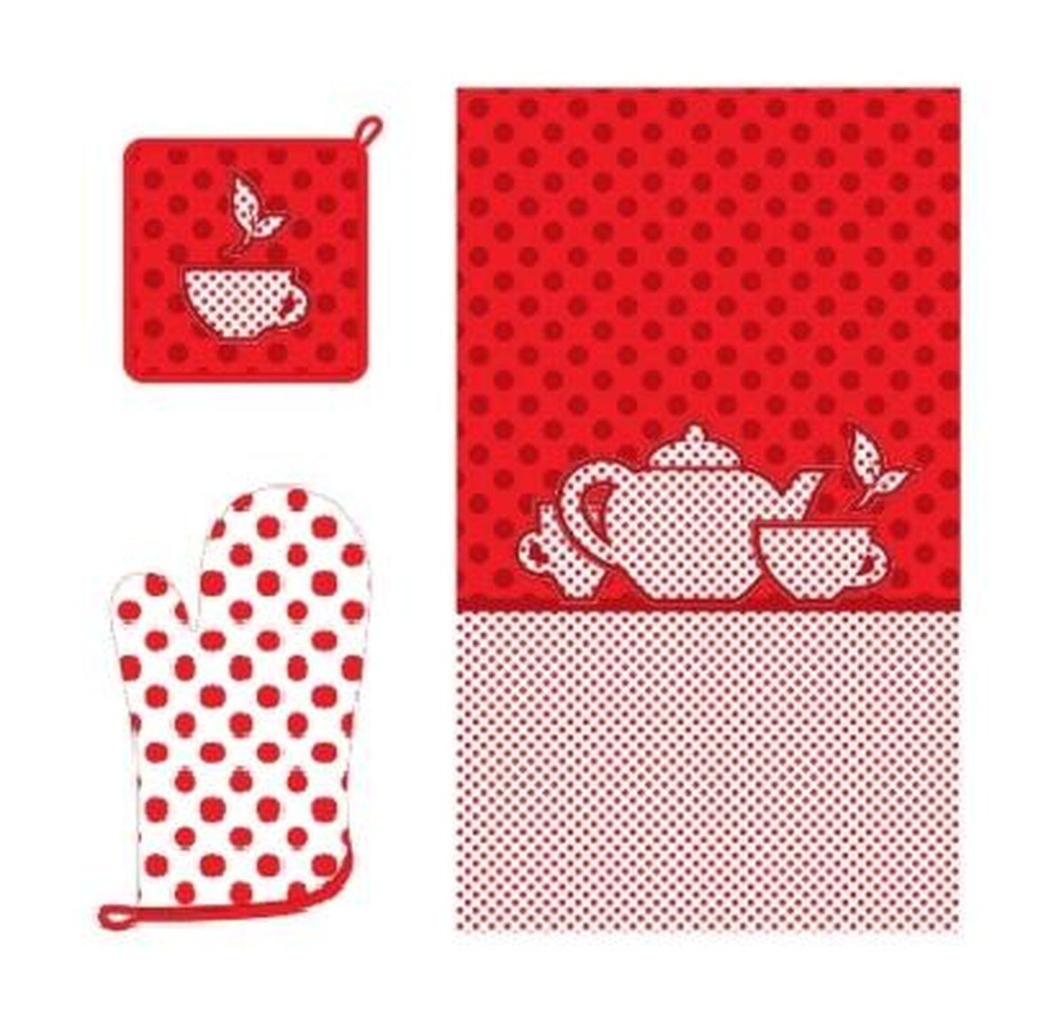 Набор кухонного текстиля Tea room