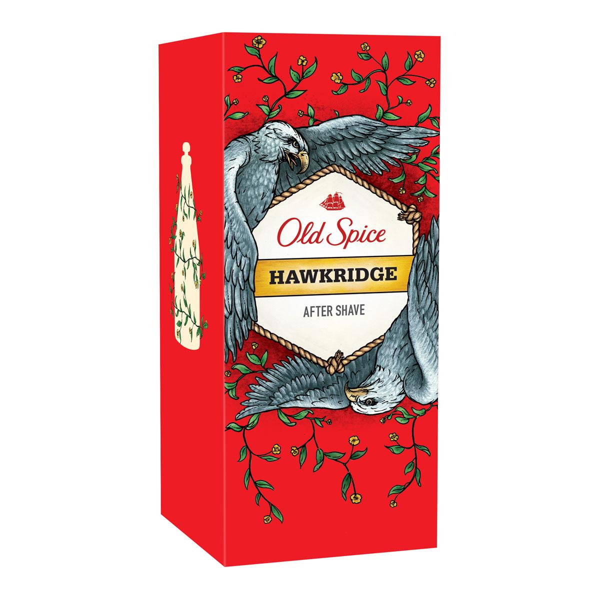 Old Spice Лосьон после бритья Hawkridge, 100млOS-81390702Лосьон после бритья Old Spice Hawkridge с бодрящим ароматом пробуждает чувства и наполняет ваш день ощущением свежести. Великолепный аромат предназначен только для настоящих мужчин.