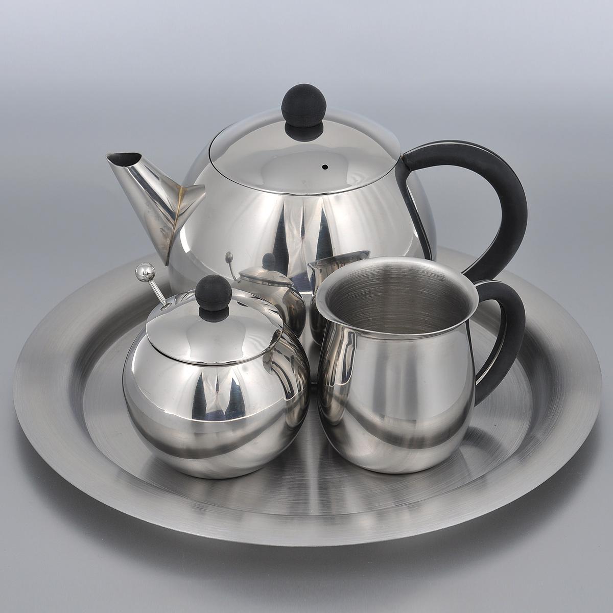 """Набор чайно-кофейный """"Bekker"""", 5 предметов BK-3618"""