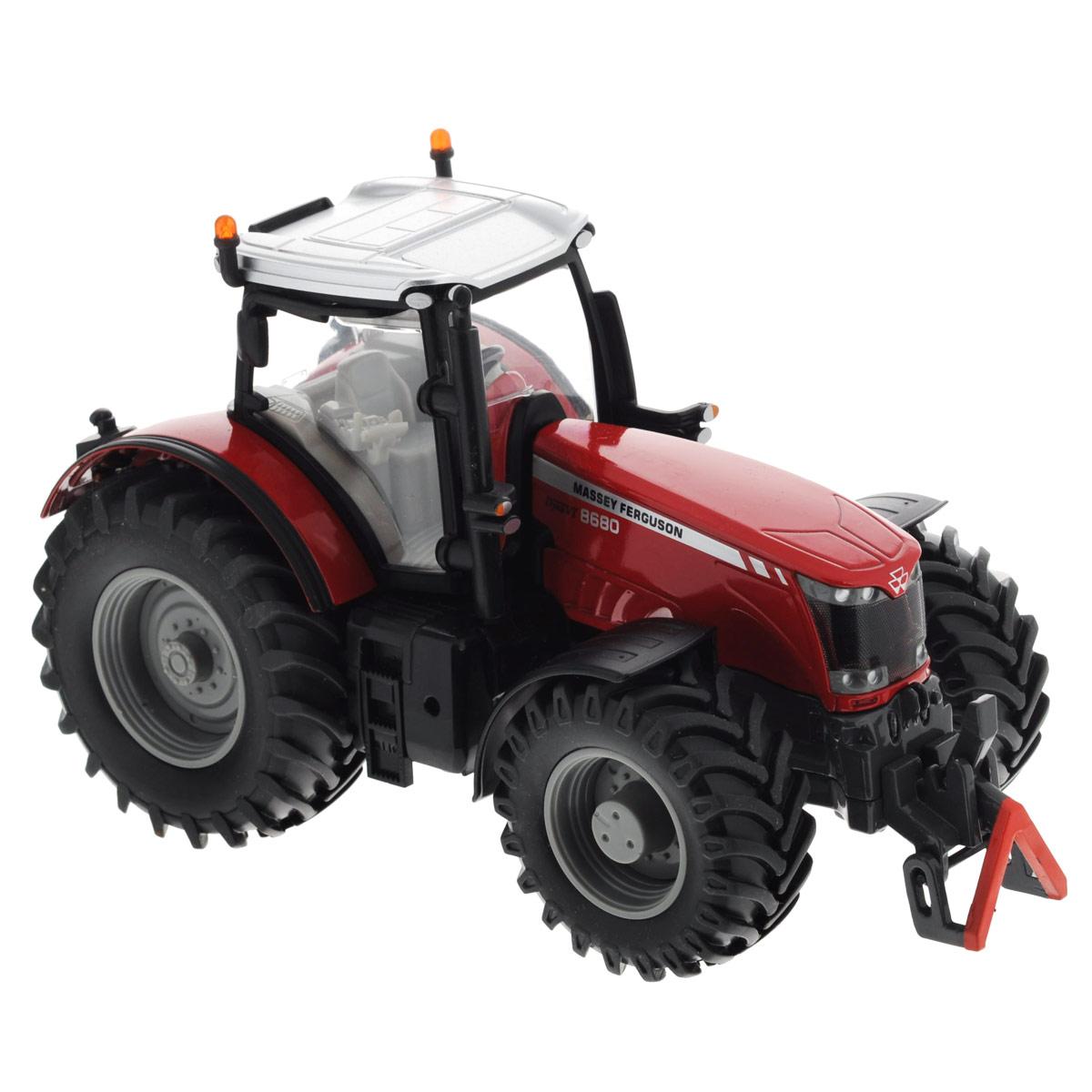 Siku Трактор Massey Ferguson MF8680