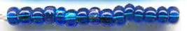 Бисер прозрачный с сереб. центр. 10/0 (67300), кв. отв., 50г Preciosa172104Бисер прозрачный с сереб. центр. 10/0 (67300), кв. отв., 50г Preciosa