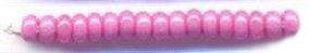 Бисер непрозрачный, цветной мел. 10/0 (16325), круг. отв., 50г Preciosa172113Бисер непрозрачный, цветной мел. 10/0 (16325), круг. отв., 50г Preciosa