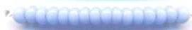 Бисер непрозрачный 10/0 (33000), круг. отв., 50г (Ч) Preciosa172115Бисер непрозрачный 10/0 (33000), круг. отв., 50г (Ч) Preciosa