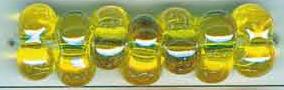 Бисер Farfalle 3,2/6,5мм (86010) прозрачный с покрытием, 50гр Preciosa7702835Бисер Farfalle 3,2/6,5мм (86010) прозрачный с покрытием, 50гр Preciosa