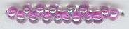 Бисер Drops 5мм (38628) прозрачный с цветным центром, 50гр Preciosa7702851Бисер Drops 5мм (38628) прозрачный с цветным центром, 50гр Preciosa