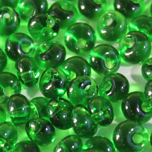 Бисер Drops 5мм (50120) прозрачный, 50гр Preciosa, 5/07702872Бисер Drops 5мм (50120) прозрачный, 50гр Preciosa, 5/0