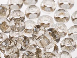Бисер прозрачный с цв.покрытием 10/0 (48042), круг.отв., 50гр Preciosa7702971Бисер прозрачный с цв.покрытием 10/0 (48042), круг.отв., 50гр Preciosa
