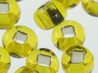 Бисер прозрачный матовый с серебр.центром 10/0 (87010), круг.отв., 50гр Preciosa7703083Бисер прозрачный матовый с серебр.центром 10/0 (87010), круг.отв., 50гр Preciosa