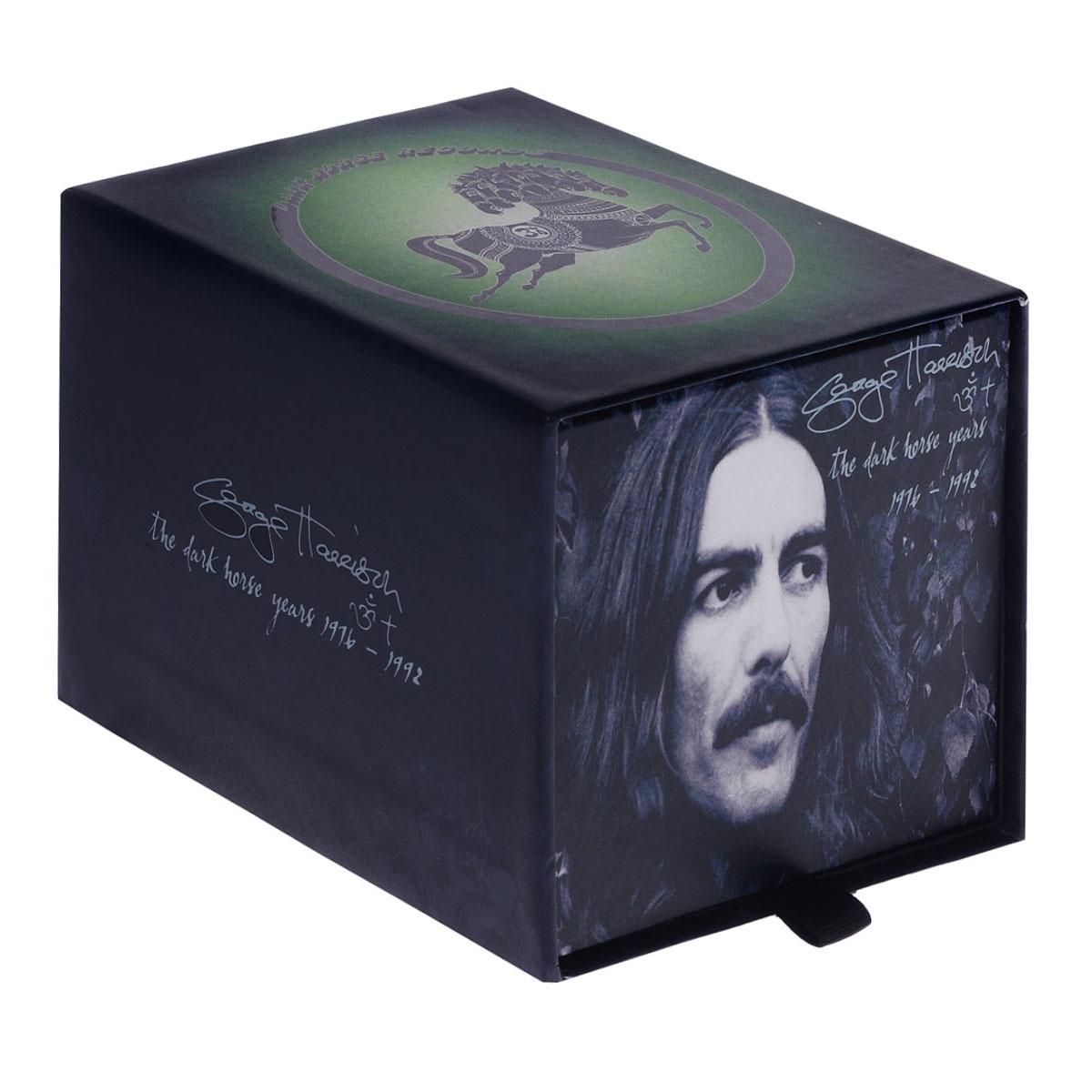 George Harrison. The Dark Horse Years 1976-1992 (5 CD + 2 SACD + DVD) 2004 8 Audio CD