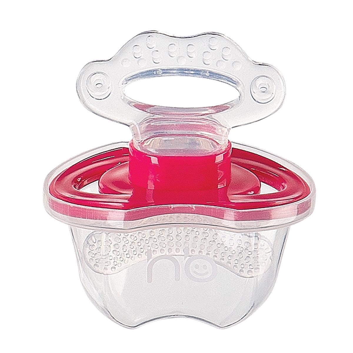 Прорезыватель Happy Baby, цвет: красный20000Прорезыватель Happy Baby поможет вашему малышу снять неприятные ощущения во время появления первых зубов. Он изготовлен из прочного безопасного силикона, не содержащего бисфенол А. Его рельефная поверхность мягко массирует десны малыша, снимает напряжение, усиливает слюноотделение и предотвращает кариес. Благодаря эргономичному дизайну он проникает в труднодоступные места ротовой полости.