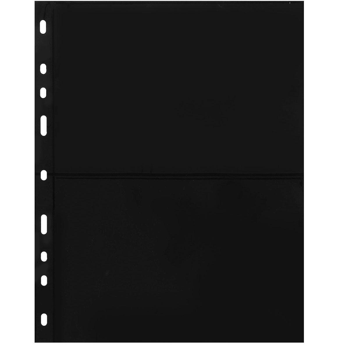 Лист в альбом Optima для бон, на 2 боны (S) (10 листов в упаковке)324851Характеристики: Размер листа: 25,2 см х 20,2 см Размер ячейки: 18 см x 12 см Количество листов в упаковке: 10