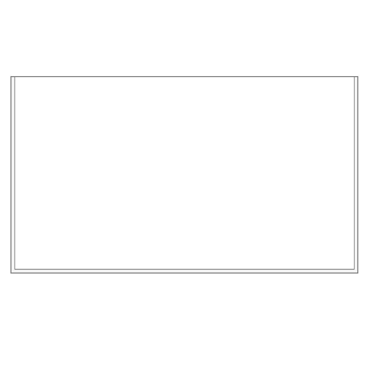 Защитный лист-обложка Basic 210 для банкноты. Leuchtturm. 341222 (10 листов в упаковке)341222Характеристики: Размер листа: 21 см х 12,7 см Размер ячейки: 20,4 см x 12,3 см Количество листов в упаковке: 10