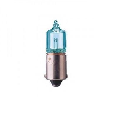 Галогенная автомобильная лампа Philips Blue Vision H6W 12V-6W (BAX9s) белый свет-голуб.оттен. (2шт.) 12036BVB212036BVB2 (бл.)Самая экологичная лампа в мире 4-х кратный срок службы по сравнению со стандартной лампой Отсутствие потребности в замене на протяжении 100 000 км Отсутствие необходимости в частой замене Меньше отходов (упаковка, лампа итд) Напряжение: 12 вольт